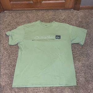 Quicksilver brand t shirt